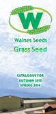 Grass Seed/Game Cover Catalogue 2014