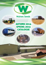 Walnes Seeds Catalogue 2014/15