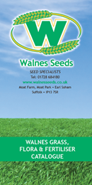 Grass Seed, Flora & Fertiliser 2015/16